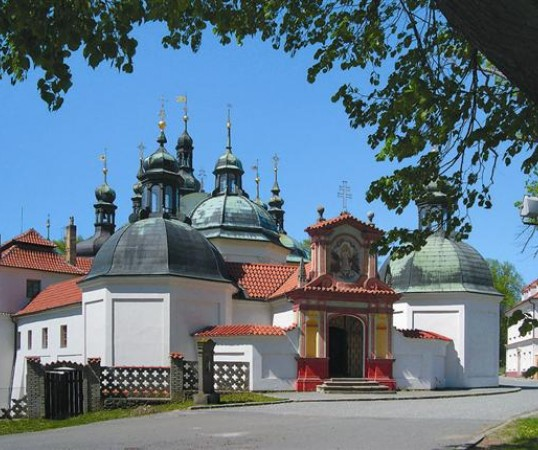 Klokoty monastery church